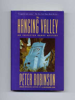The Hanging Valley - 1st US Edition/1st Printing