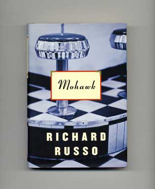 Mohawk - 1st US Hardcover Edition