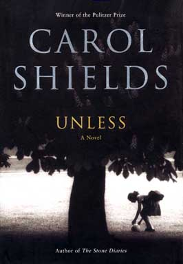 Unless - 1st Edition/1st Printing