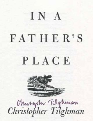 In A Father's Place: Stories - 1st Edition/1st Printing