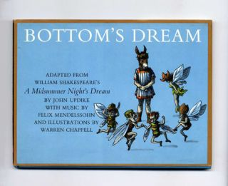 Bottom's Dream - 1st Edition/1st Printing