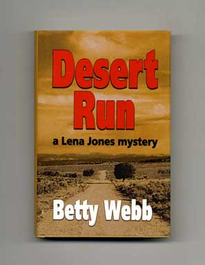 Desert Run - 1st Edition/1st Printing