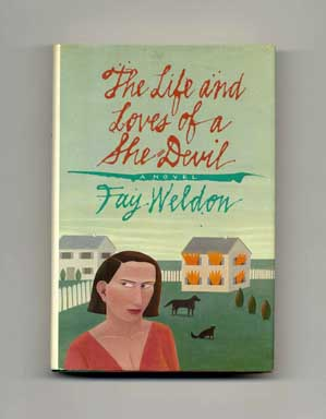 The Life and Loves of a She-Devil - 1st US Edition/1st Printing