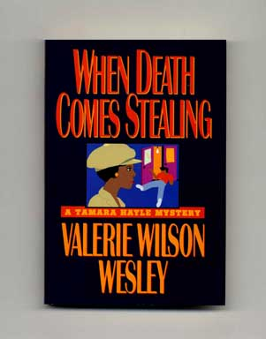 When Death Comes Stealing - 1st Edition/1st Printing