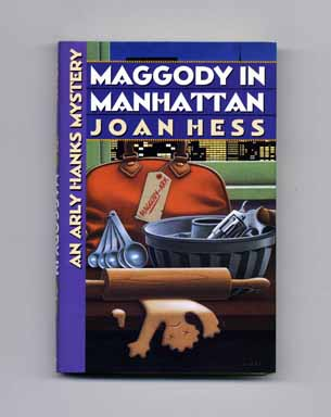 Maggody in Manhattan - 1st Edition/1st Printing
