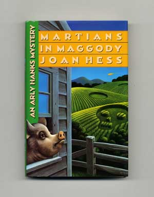 Martians in Maggody - 1st Edition/1st Printing