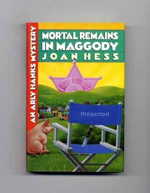 Mortal Remains in Maggody - 1st Edition/1st Printing