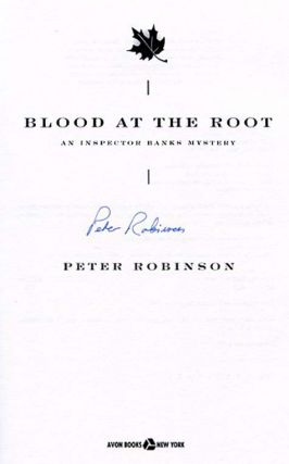 Blood at the Root - 1st Edition/1st Printing