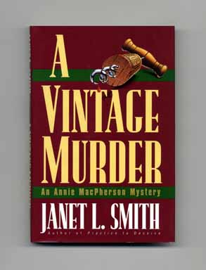 A Vintage Murder - 1st Edition/1st Printing