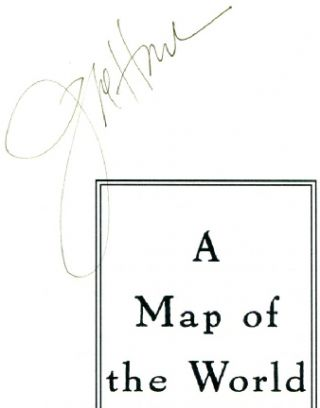 A Map of the World - 1st Edition/1st Printing
