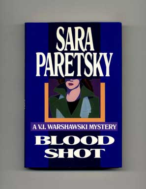 Blood Shot - 1st Edition/1st Printing