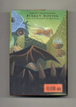 Harry Potter And The Goblet Of Fire - 1st US Edition/1st Printing