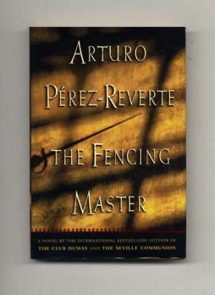 The Fencing Master - 1st US Edition/1st Printing