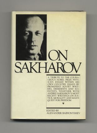 On Sakharov - 1st US Edition/1st Printing