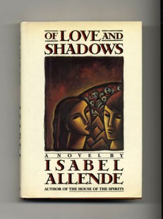 Of Love and Shadows - 1st US Edition/1st Printing