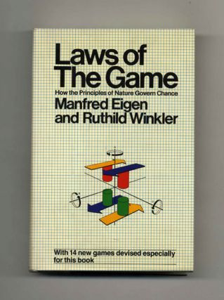 Laws Of The Game - 1st US Edition/1st Printing