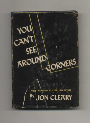 You Can't See Around Corners - 1st Edition/1st Printing. Jon Cleary
