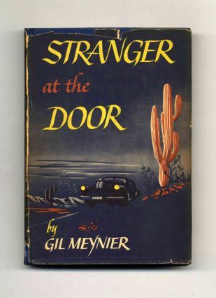 Stranger At The Door - 1st Edition/1st Printing