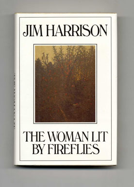 The Woman Lit by Fireflies - 1st Edition/1st Printing