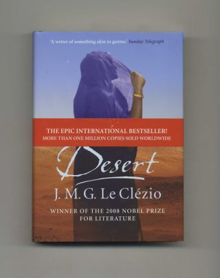 Desert - 1st UK Edition/1st Printing. Jean-Marie Gustave Le Clézio