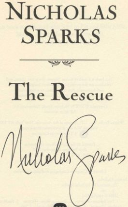 The Rescue - 1st Edition/1st Printing