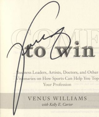 Come To Win - 1st Edition/1st Printing