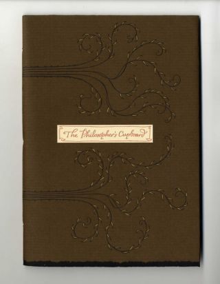 The Philosopher's Cupboard - 1st Edition/1st Printing
