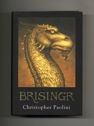 Brisingr - 1st Edition/1st Printing. Christopher Paolini.