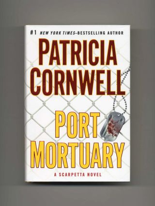 Port Mortuary - 1st Edition/1st Printing
