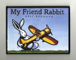 My Friend Rabbit - 1st Edition/1st Printing