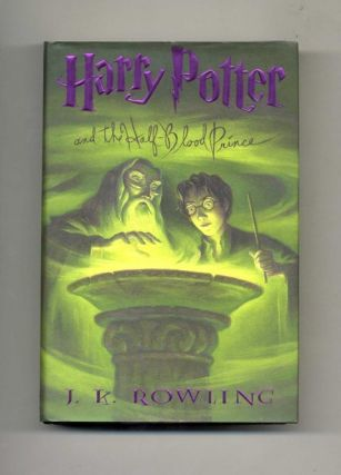 Harry Potter And The Half-Blood Prince - 1st Edition/1st Printing