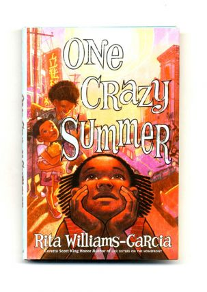 One Crazy Summer - 1st Edition/1st Printing