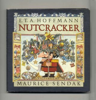 Nutcracker - 1st Edition/1st Printing