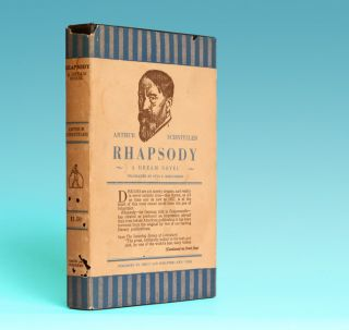 Rhapsody - A Dream Novel - 1st US Edition
