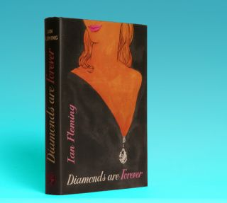Diamonds Are Forever - 1st Edition/1st Printing