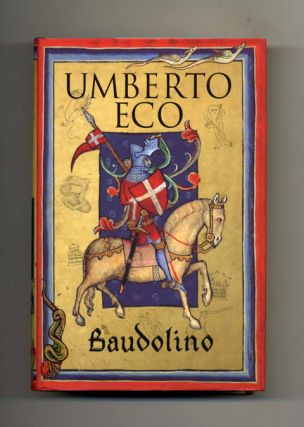 Baudolino - 1st UK Edition/1st Printing