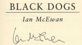 Black Dogs - 1st Edition/1st Printing