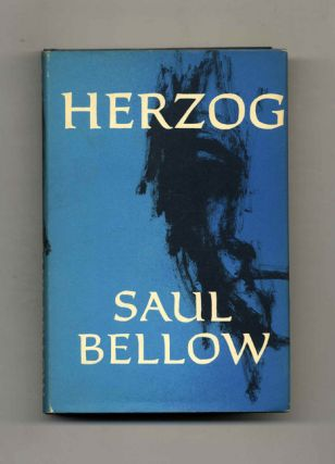 Herzog - 1st Edition/1st Printing. Saul Bellow