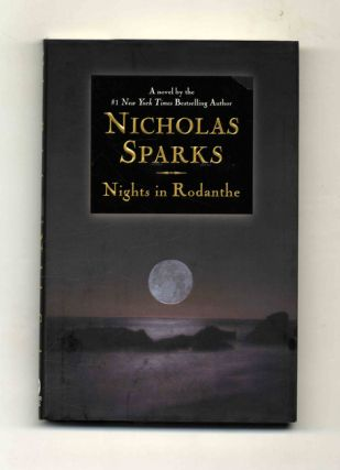 Nights in Rodanthe - 1st Edition/1st Printing. Nicholas Sparks