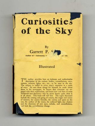 Curiosities Of The Sky. Garrett P. Serviss