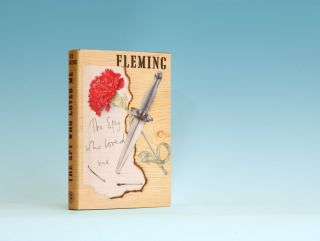 The Spy Who Loved Me - 1st Edition/1st Printing. Ian Fleming