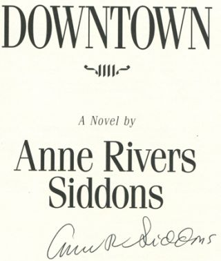 Downtown - 1st Edition/1st Printing