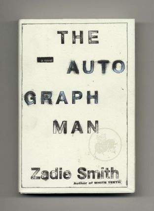 The Autograph Man - 1st US Edition/1st Printing