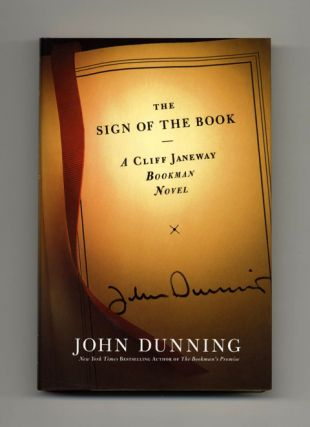 The Sign Of The Book - 1st Edition/1st Printing