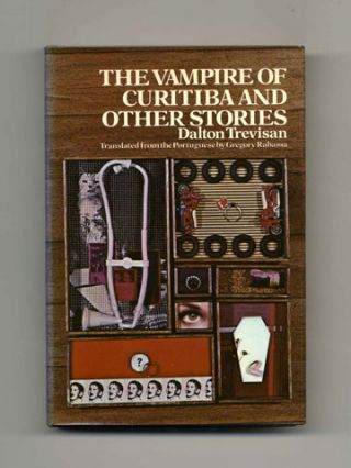 The Vampire of Curitiba and Other Stories - 1st US Edition/1st Printing