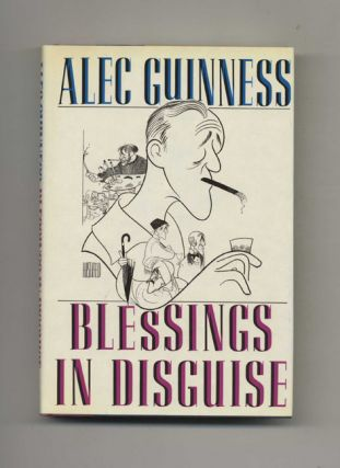 Blessings in Disguise - 1st US Edition/1st Printing. Alec Guinness