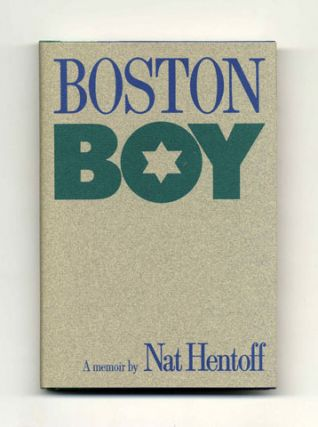 Boston Boy - 1st Edition/1st Printing
