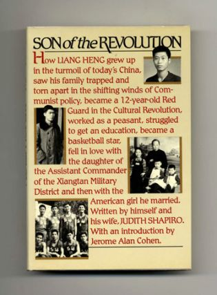 Son of the Revolution - 1st Edition/1st Printing