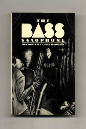 The Bass Saxophone - 1st US Edition/1st Printing