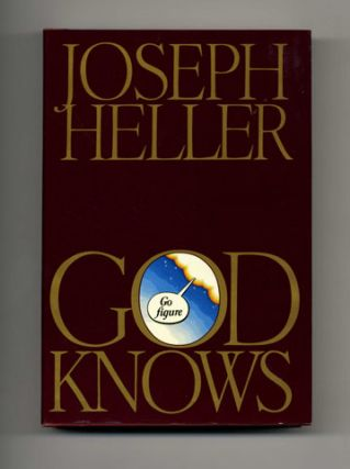 God Knows - 1st Edition/1st Printing. Joseph Heller